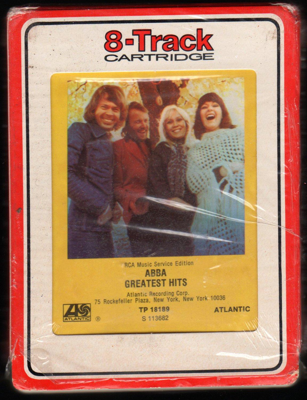 ABBA - Greatest Hits 1976 RCA ATLANTIC A36 8-TRACK TAPE
