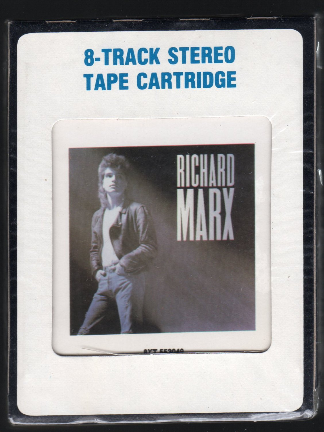 Richard Marx - Richard Marx 1987 Debut CRC Sealed A25 8-TRACK TAPE