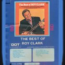 Roy Clark - The Best Of Roy Clark 1971 GRT DOT Quadraphonic A45 8-TRACK TAPE