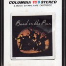 Paul McCartney & Wings - Band On The Run 1973 CBS A15 8-TRACK TAPE