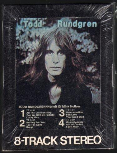Todd Rungren - Hermit Of Mink Hollow 1978 WB A15 8-TRACK TAPE