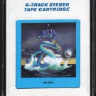 Asia - Asia 1982 Debut CRC GEFFEN A45 8-TRACK TAPE