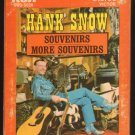 Hank Snow - More Hank Snow Souveniers 1964 RCA Re-issue A21C 8-TRACK TAPE