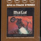 Meat Loaf - Bat Out Of Hell 1977 EPIC A17 8-TRACK TAPE