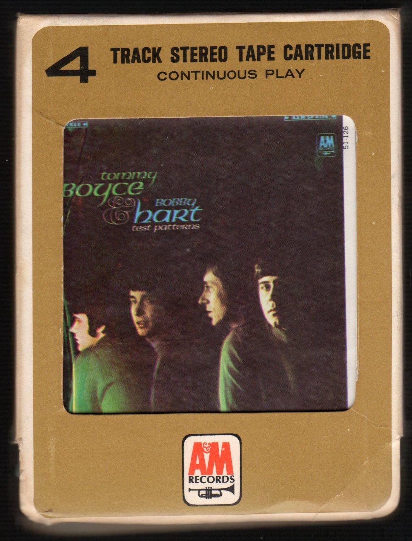 Tommy Boyce & Bobby Hart - Test Patterns 1967 Debut A&M AC5 4-TRACK TAPE