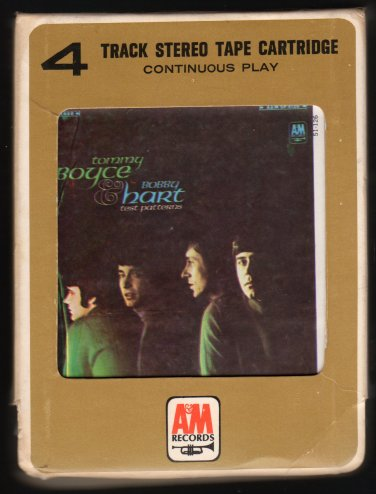 Tommy Boyce & Bobby Hart - Test Patterns 1967 Debut A&M AC5 4-TRACK TAPE
