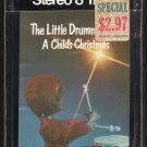 The Little Drummer Boy - A Child's Christmas 1974 MVC CHARM Sealed A18A 8-TRACK TAPE