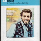 Sam The Sham and The Pharaohs - The Best Of 1966 CRC MGM Re-issue AC1 8-TRACK TAPE