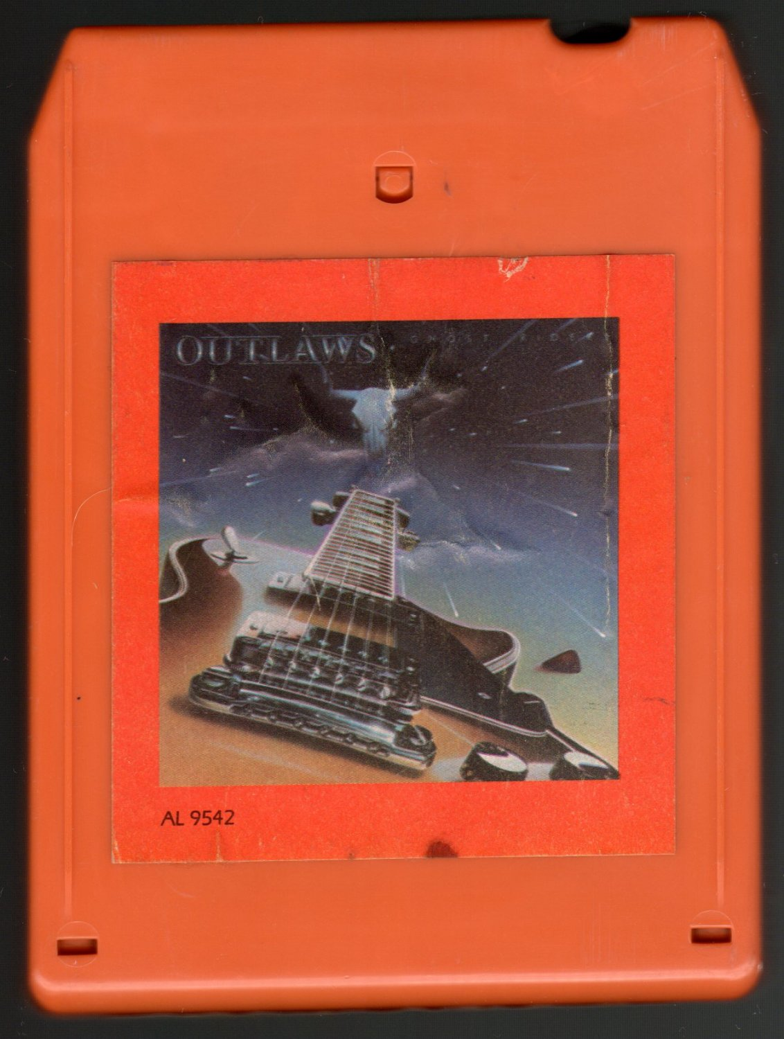 Outlaws - Ghost Riders 1980 ARISTA AC3 8-TRACK TAPE