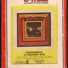 Steppenwolf - 16 Greatest Hits 1973 RCA ABC AC3 8-TRACK TAPE