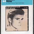 Ricky Nelson - The Very Best Of Rick Nelson 1975 UA CRC AC3 8-TRACK TAPE