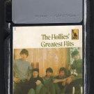 The Hollies - The Hollies Greatest Hits 1967 LIBERTY A15 8-TRACK TAPE