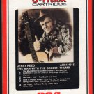 Jerry Reed - The Man With The Golden Thumb 1982 RCA A15 8-TRACK TAPE
