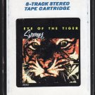 Survivor - Eye Of The Tiger 1982 CRC A21B 8-TRACK TAPE