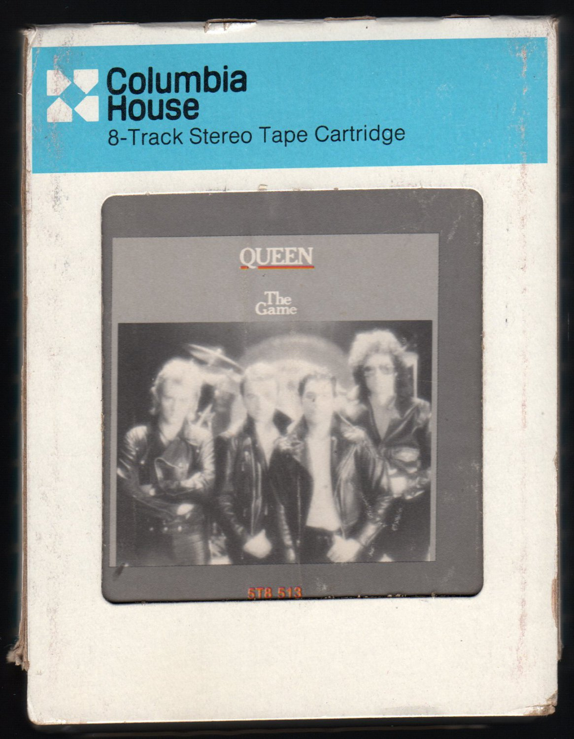 Queen - The Game 1980 CRC ELEKTRA A33 8-track tape