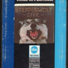 Steppenwolf - Steppenwolf Live 1970 ABC DUNHILL A33 8-TRACK TAPE