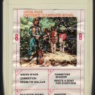 Creedence Clearwater Revival - Green River 1969 AMPEX FANTASY A33 8-TRACK TAPE
