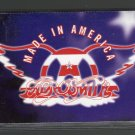 Aerosmith - Made In America 1997 SONY C8 CASSETTE TAPE
