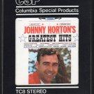 Johnny Horton - Johnny Horton's Greatest Hits 1961 CBS Re-issue A33 8-TRACK TAPE