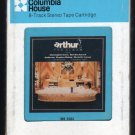 Arthur The Album - Original Motion Picture Soundtrack 1981 CRC A33 8-TRACK TAPE