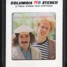 Paul Simon And Art Garfunkel - Simon & Garfunkel's Greatest Hits 1972 CBS A33 8-TRACK TAPE