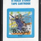 Hank Williams Jr. - Born To Boogie 1987 CRC WB Sealed A33 8-TRACK TAPE