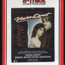 Vision Quest - Motion Picture Soundtrack 1985 RCA Sealed A33 8-TRACK TAPE
