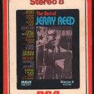 Jerry Reed - The Best Of Jerry Reed 1972 RCA A33 8-TRACK TAPE