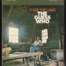 The Guess Who - Share The Land 1970 RCA Sealed A33 8-TRACK TAPE