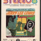 Jerry Lee Lewis - Touching Home 1971 MERCURY A33 8-TRACK TAPE