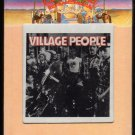 Village People - Village People 1977 Debut CASABLANCA Sealed A18B 8-TRACK TAPE