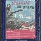 Joe Walsh - There Goes The Neighborhood 1981 ELEKTRA Sealed A18C 8-TRACK TAPE