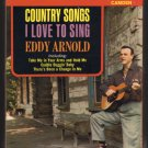 Eddy Arnold - Country Songs I Love To Sing 1963 RCA Re-issue Sealed A11 8-TRACK TAPE