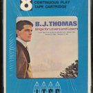 B.J. Thomas - Sings For Lovers And Losers 1967 ITCC SCEPTER Sealed A15 8-TRACK TAPE