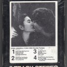 John Lennon & Yoko Ono - Double Fantasy 1980 WB GEFFEN Sealed A19B 8-TRACK TAPE