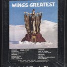 Paul McCartney & Wings - Wings Greatest 1978 CAPITOL Sealed A39 8-TRACK TAPE