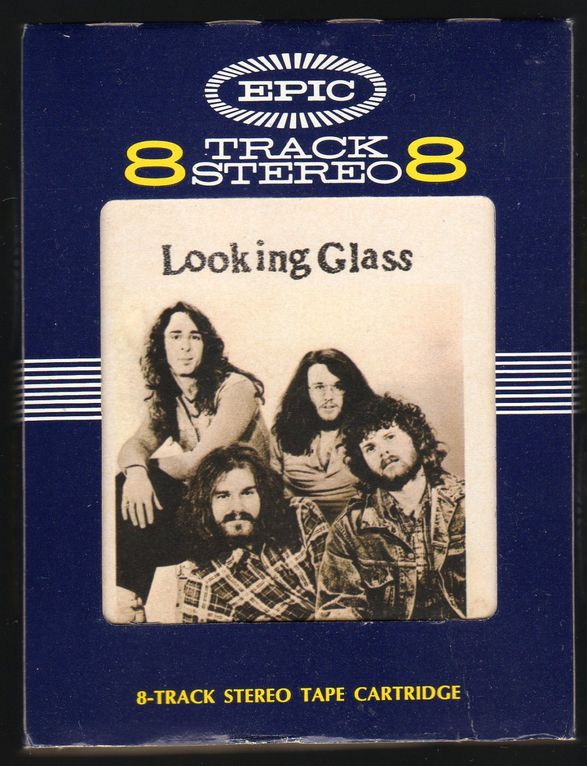 Looking Glass - Looking Glass 1972 Debut EPIC T5 8-track tape