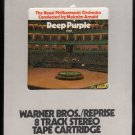 Deep Purple - Concerto for Group and Orchestra LIVE 1969 AMPEX WB Sealed T7 8-TRACK TAPE