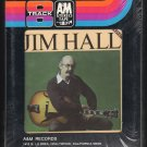 Jim Hall - Jim Hall LIVE 1975 A&M HORIZON Sealed A16 8-TRACK TAPE