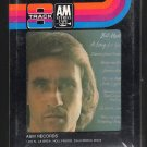 Bill Medley - A Song For You 1971 A&M Sealed A16 8-TRACK TAPE