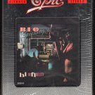 REO Speedwagon - Hi Infidelity 1980 EPIC A21C 8-TRACK TAPE