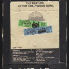 The Beatles - The Beatles at the Hollywood Bowl 1977 CAPITOL A27 8-TRACK TAPE