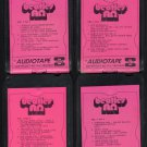 The Beatles - The Beatles Alpha Omega Vol 1 Parts 1-4 1972 AUDIOTAPE A27 8-TRACK TAPE