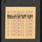A Chorus Line - Original Cast Recording 1975 CBS Quadraphonic A44 8-TRACK TAPE
