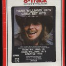 Hank Williams Jr. - Greatest Hits 1982 RCA ELEKTRA Sealed A44 8-TRACK TAPE