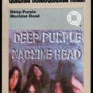 Deep Purple - Machine Head 1974 WB Quadraphonic A53 8-TRACK TAPE