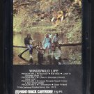 Paul McCartney & Wings - Wild Life 1971 APPLE A53 8-track tape