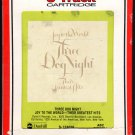 Three Dog Night - Joy To The World Their Greatest Hits 1974 RCA ABC A53 8-TRACK TAPE