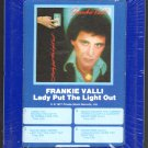 Frankie Valli - Lady Put The Light Out 1977 GRT PRIVATESTOCK Sealed A53 8-TRACK TAPE