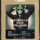 Steve Miller Band - The Joker 1973 CAPITOL Quadraphonic A53 8-TRACK TAPE